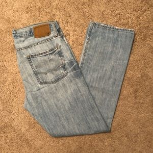 American Eagle Jeans- Original Straight Fit- 32x32
